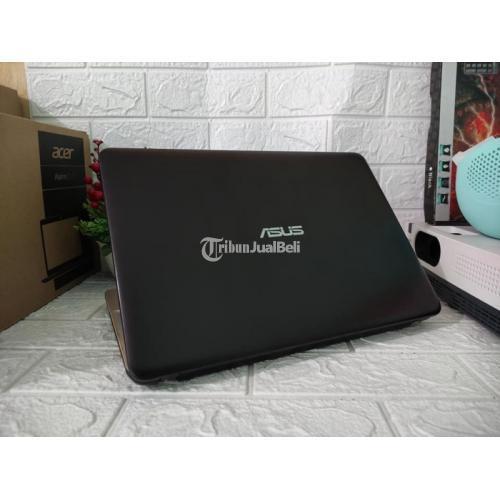 Laptop ASUS X441N Intel HD Graphics RAM 2 GB Bekas Normal Garansi - Sleman