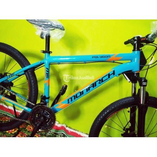Sepeda Polygon Monarch M5 Baru Frame Super Alloy All Size Nego - Bekasi