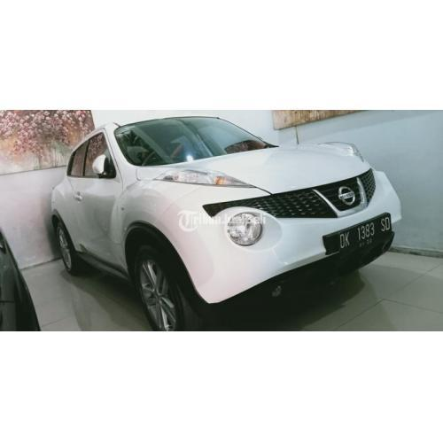 Mobil Nissan Juke 2011 Putih Bekas Interior Orisinil Surat Lengkap - Denpasar
