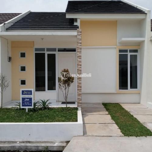 Dijual Rumah Baru KPR Tipe 30/60 Lokasi Strategis Di Perumahan Daru Raya - Tangerang