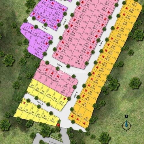 Dijual Rumah Minimalis Cluster Kenanga Residence Perumahan Islami Harga Murah - Bekasi