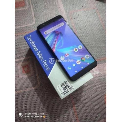 HP Asus Zenfone Max 1 Bekas Ram 3GB/32GB Fullset Normal - Bekasi