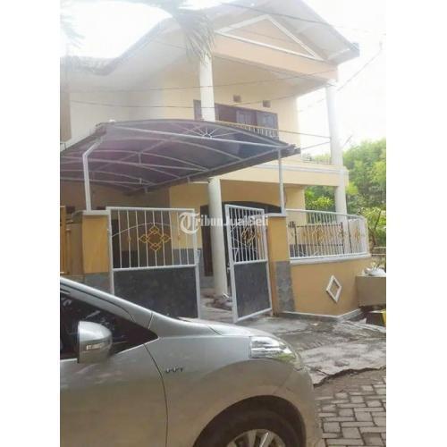 Disewakan Rumah 2 Lantai di Perumahan Babatan Pilang Dekat Kampus UNESA - Surabaya