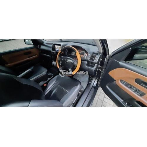 Mobil Honda CRV 2002 Bekas Mesin Sehat Pajak Hidup Harga Nego - Malang