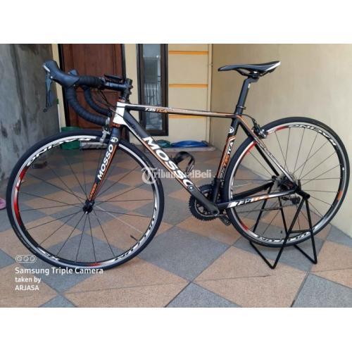 Sepeda Roadbike Mosso 735TCA Size 49 Bekas Like New Harga Nego - Mojokerto