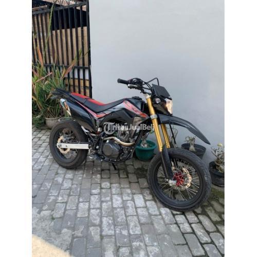 Motor Honda CRF 2020 Bekas KM Rendah Mulus Mesin Halus Harga Nego - Solo