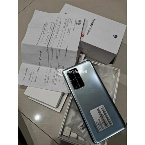 HP Huawei P40 Pro 8/256GB Bekas Fullset Ori Garansi Panjang - Kendal