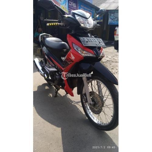 Motor Honda Supra X 125 f1 2019 Bekas Terawat KM Rendah Pajak Panjang - Magelang