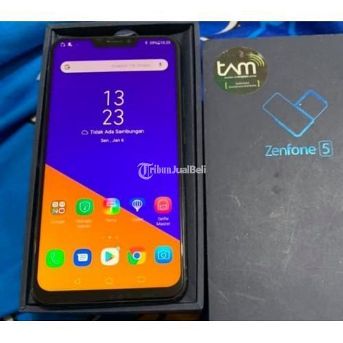 HP Asus Zenfone 5 4/64GB Bekas Lengkap Normal - Semarang