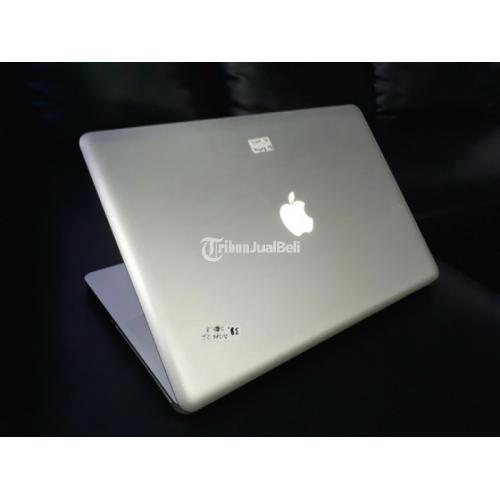 """Laptop MacBook Pro A1286 Core i7 2.6GHz 17"""" HDD 256GB RAM 8GB 2012 Seken - Jakarta"""