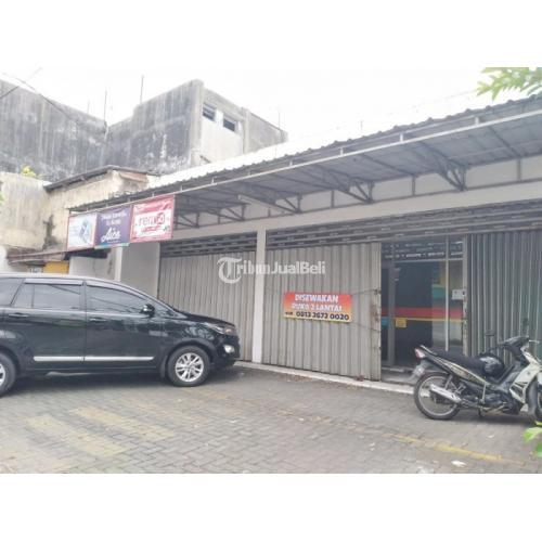 Disewakan Ruko Ex Alfamart 2 Lantai Murah Lokasi Strategis Dekat Alun-alun - Kota Malang