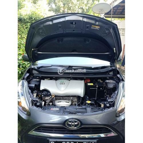 Mobil Toyota Sienta V MT 2016 Bekas Tangan1 Orisinil Surat Lengkap - Jakarta