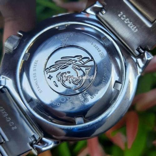 Jam Tangan Seiko Monster Gen 3 Navy Dial SZSC003 Bekas Like New Fullset - Bekasi