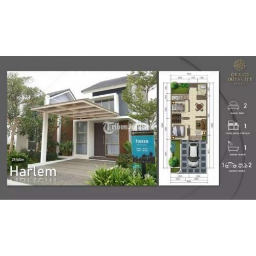 Dijual Rumah Township The Viral Of Bekasi Grand Duta City LB.39 - Bekasi