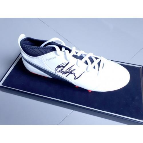 Sepatu Bola Puma Tanda Tanda Marcus Rashford New Original Sertifikat MRF001 - Jakarta
