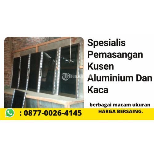 Pintu Kamar Mandi Aluminium Terbaik Menerima Pembuatan dan Pemasangan - Cepogo Boyolali
