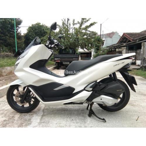Motor Honda PCX 2018 Bekas Mulus Siap Pakai Harga Nego - Pamulang
