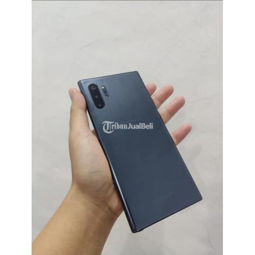 HP Samsung Note 10+ 128Gb SEIN Bekas Mulus Nominus - Jakarta
