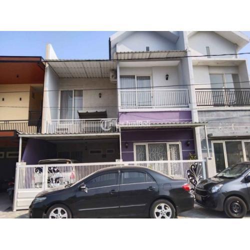 Dijual Rumah 2 Lantai Tanpa DP Lokasi Strategis di Gracia Land Juanda - Sidoarjo