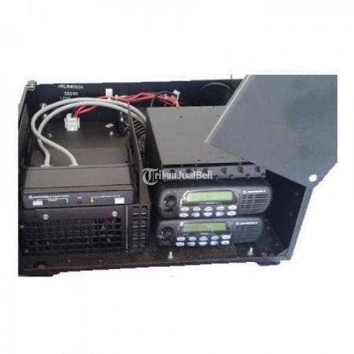 Repeater Motorola CDR500 VHF Second Normal Garansi - Jakarta