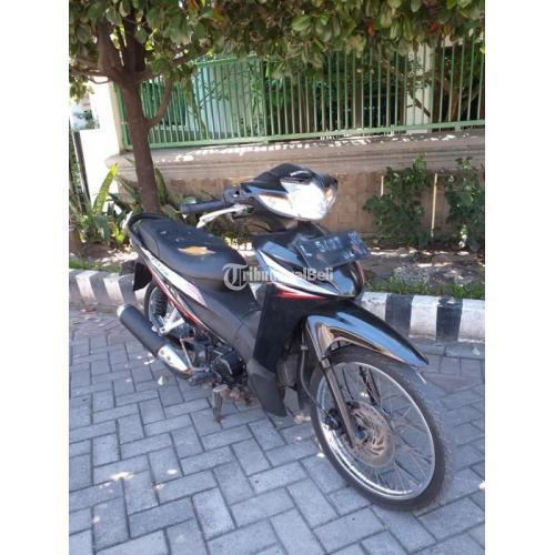 Motor Honda Revo Fit 2013 Bekas Surat Lengkap Kelistrikan Normal - Surabaya