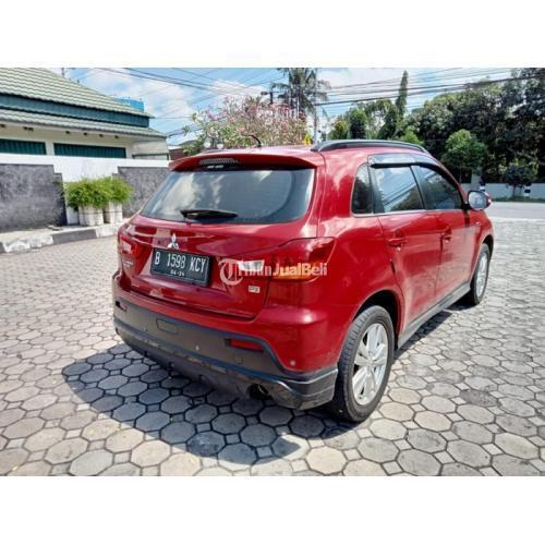 Mobil Mitsubishi Outlander 2013 Keyless Bekas Normal Bisa Kredit - Sleman