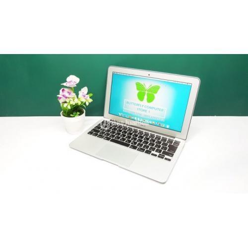 Laptop Macbook Air Mid 2011 MC968 Intel Corei5 RAM 2GB Second - Sleman