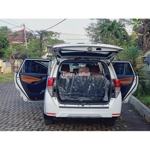 Mobil Toyota Kijang Innova Reborn G Diesel 2018 Bekas Tangan 1 Normal - Semarang