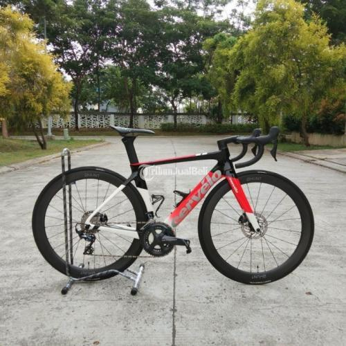 Road Bike Cervelo S3 Sunweb Size 51 Frame Carbon Bekas Normal - Bekasi