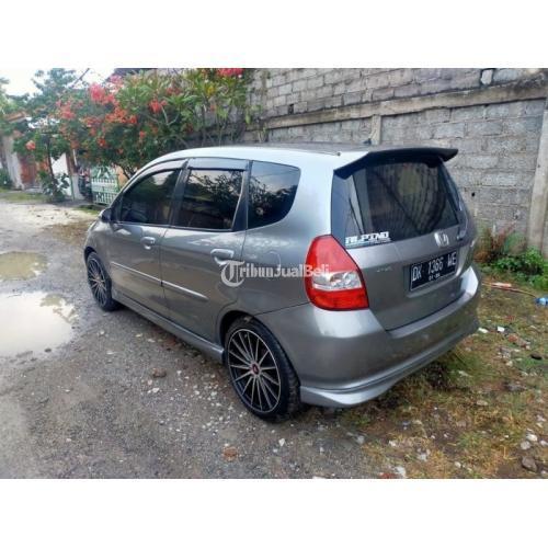 Mobil Honda Jazz VTEC MT 2006 Grey Metalic Bekas Normal Harga Nego - Denpasar