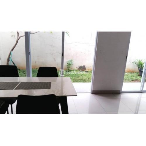 Dijual Rumah Sudah Renovasi Semi Furnished Cluster Thames Jakarta Garden City - Jakarta Timur