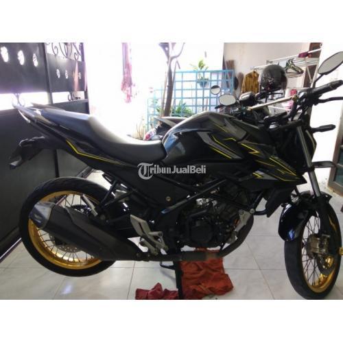 Motor Honda CB150R Bekas Kondisi Normal Surat Lengkap - Surabaya