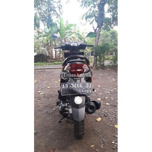 Motor Honda Beat 2013 Merah Bekas Pajak Hidup Kelistrikan Normal - Bantul
