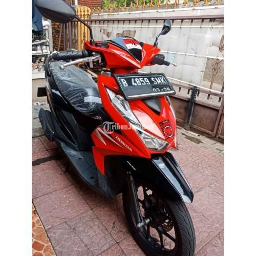 Motor Honda Beat 2021 Bekas Surat Lenkap Mulus Harga Nego - Jakarta Selatan