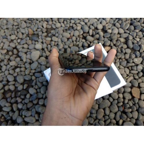 HP iPhone 7 32GB Fullset Rose Gold Bekas Tangan 1 Mulus No Minus - Denpasar