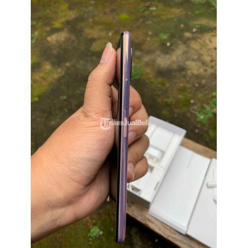 HP Xiaomi Mi Lite 8/128GB Peach Pink Bekas Like New Normal Garansi Panjang - Jogja