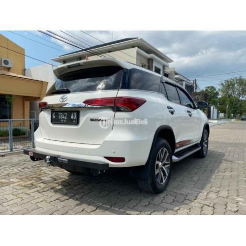 Mobil Toyota Fortuner VRZ Diesel Matic 2017 Bekas Tangan1 Pajak Panjang - Semarang
