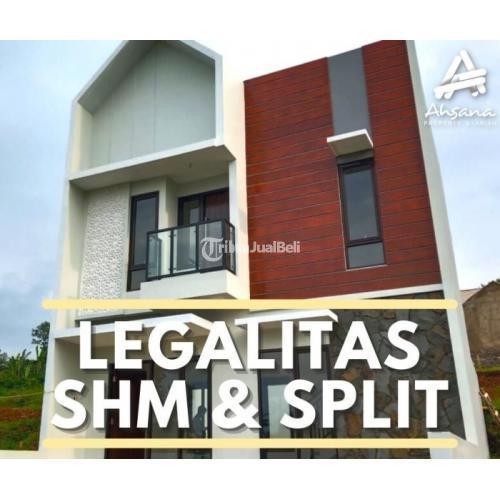 Dijual Rumah Baru Minimalis One gyte system Dekat UMM di Ahsana Villa Samara - Malang