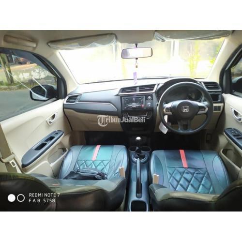 Mobil Honda Brio E Manual 2017 Mesin No Rembes Kelistrikan Normal Bekas - Solo