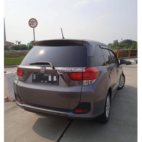 Mobil Honda Mobilio E CVT 2016 Full Orisinil Bekas Pajak Panjang - Bekasi