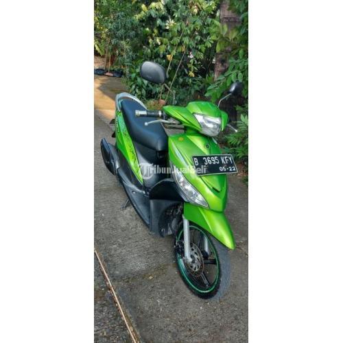 Motor Yamaha Mio J 2012 Beka Surat Lengkap Kelistrikan Normal - Jakarta Timur