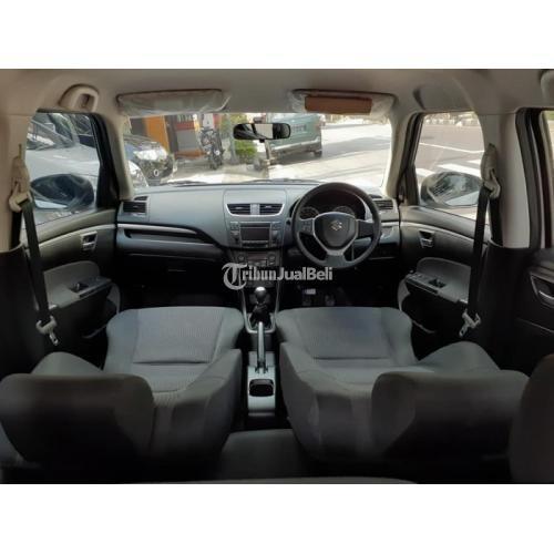 Mobil Suzuki Swift 1.4 GX Manual 2014 Puth Bekas Terawat Bisa Kredit - Kediri