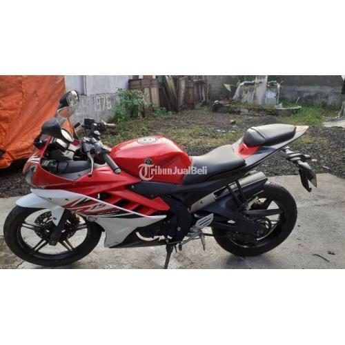 Motor Yamaha R15 2014 Mesin Normal Body Mulus Bekas Surat Lengkap - Sleman