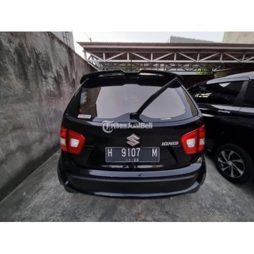 Mobl Suzuki Ignis Tipe GX Matic 2017 Bekas Pajak Hidup Harga Nego - Semarang