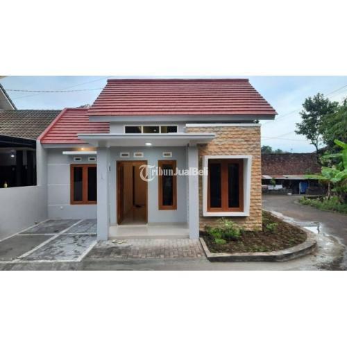 Dijual Rumah Minimalis Murah Luas 87 m2 Dekat Pemda Sleman Siap Huni - Sleman