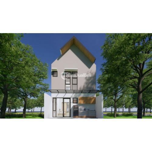 Dijual Rumah Konsep Villa Tropis Arcamanik Lokasi Strategis Sindanglaya - Bandung