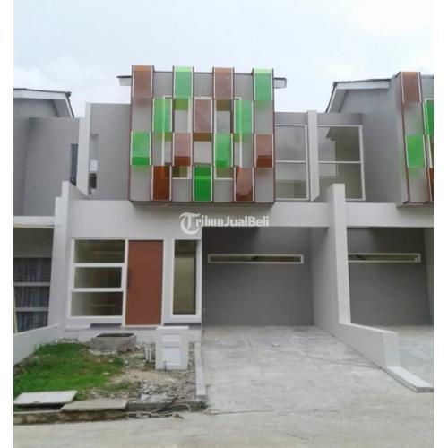 Rumah di Perumahan Citraland City Samarinda Cluster The Bliss Townhouse