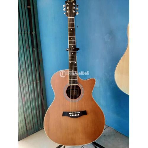 Gitar Akustik Model GWC 235 NS Premium Baru Gratis Ongkir - Jakarta Pusat