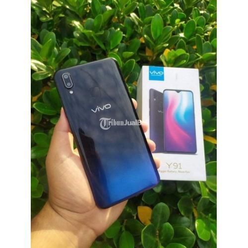HP Vivo Y91 Fullset Original Ram 2/16GB Bekas Normal Harga Nego - Padang