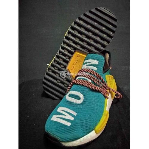 Sepatu Adidas NMD Human Race x Pharrell Williams Second Like New - Medan